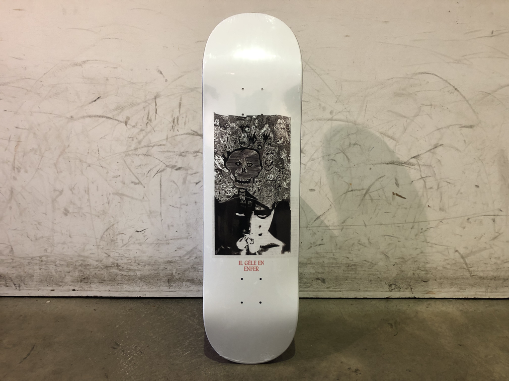 Hockey Skateboard 8.18 - Disruption Rodrigues