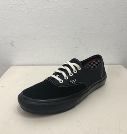 Vans Skate Authentic Shoe - Black
