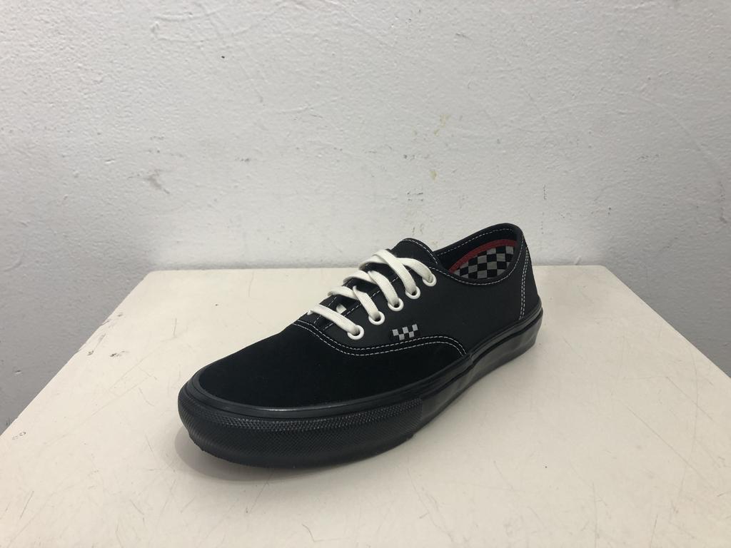 Vans Skate Authentic Shoe - Black