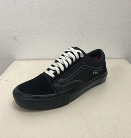 Vans Skate Old Skool Shoe - Black