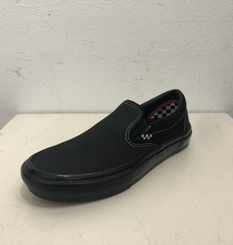 Vans Skate Slip-On Shoe - Black