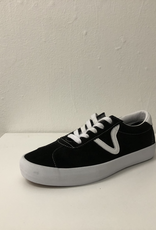 Vans Epoch Sport Pro Shoe - Black/White
