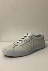 Vans Epoch Sport Pro Shoe - White/White