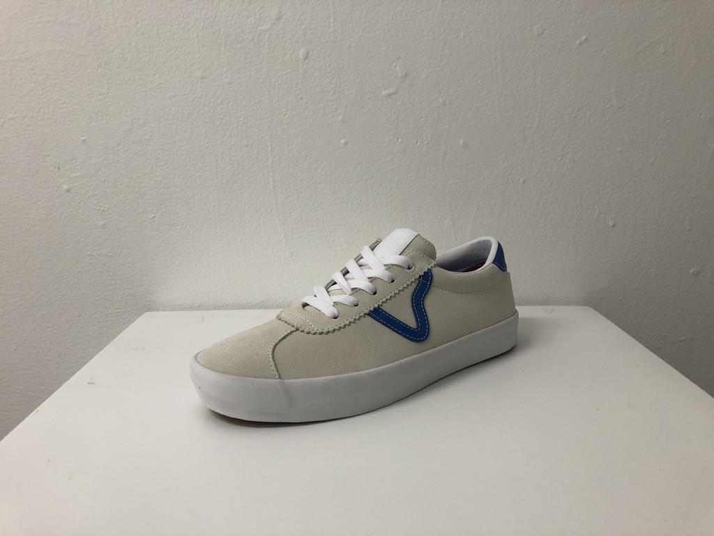 Vans Skate Sport Shoe - Director Blue