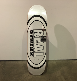 Real Skateboard 8.38 - Team Classic Oval