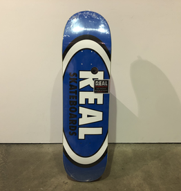 Real Skateboard 8.5 - Team Classic Oval