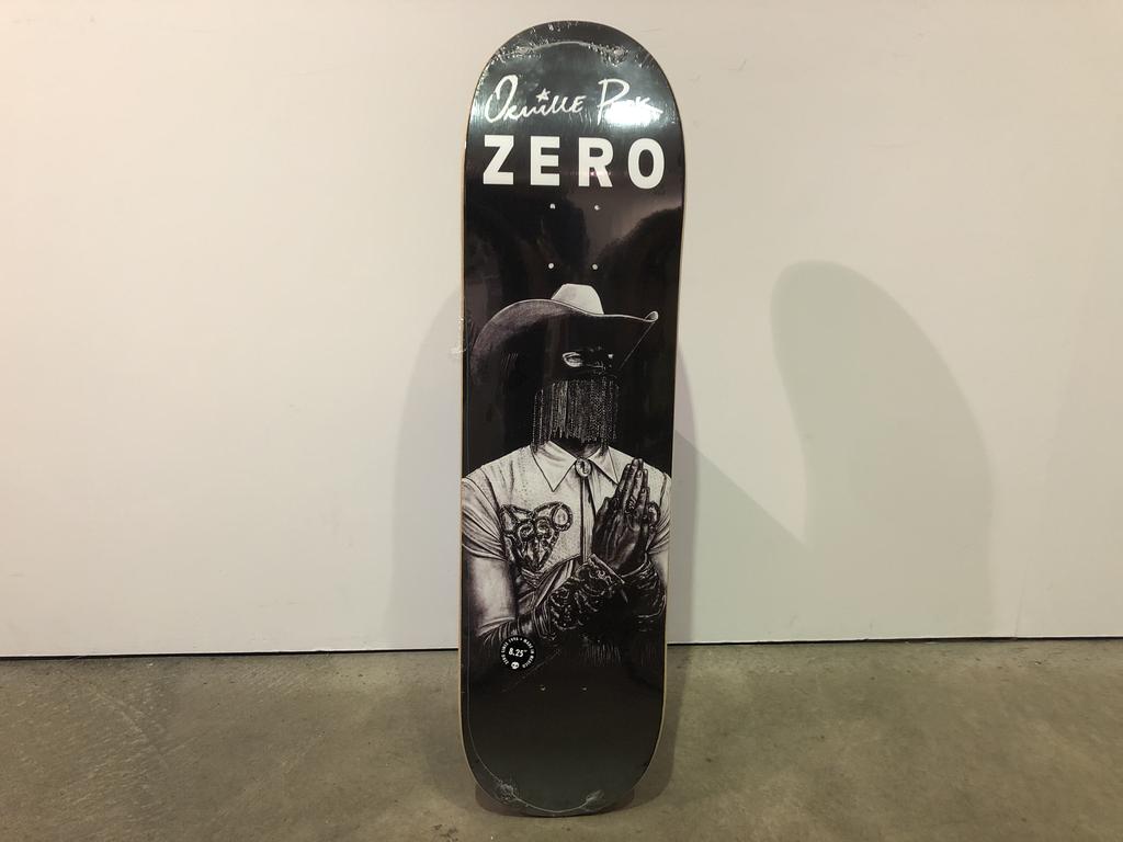 Zero Skateboard - Orville Peck Deck