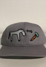Frog Horse Hat