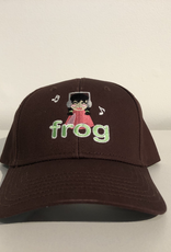 Frog I'm Not Listening Hat