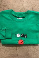 Frog Lady Bug L/S