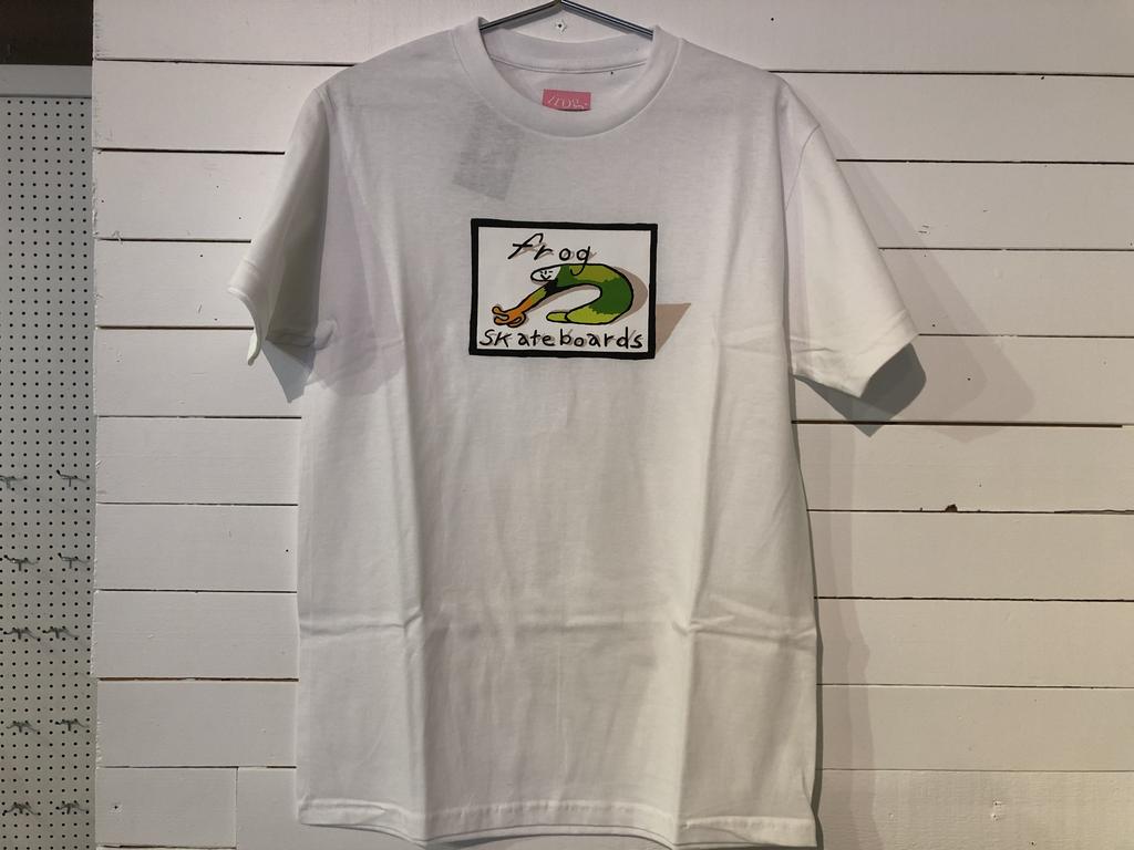 Frog Classic Logo Tee