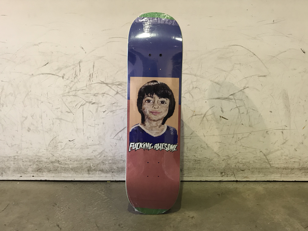 Fucking Awesome Skateboard 8.38 - Sean Felt