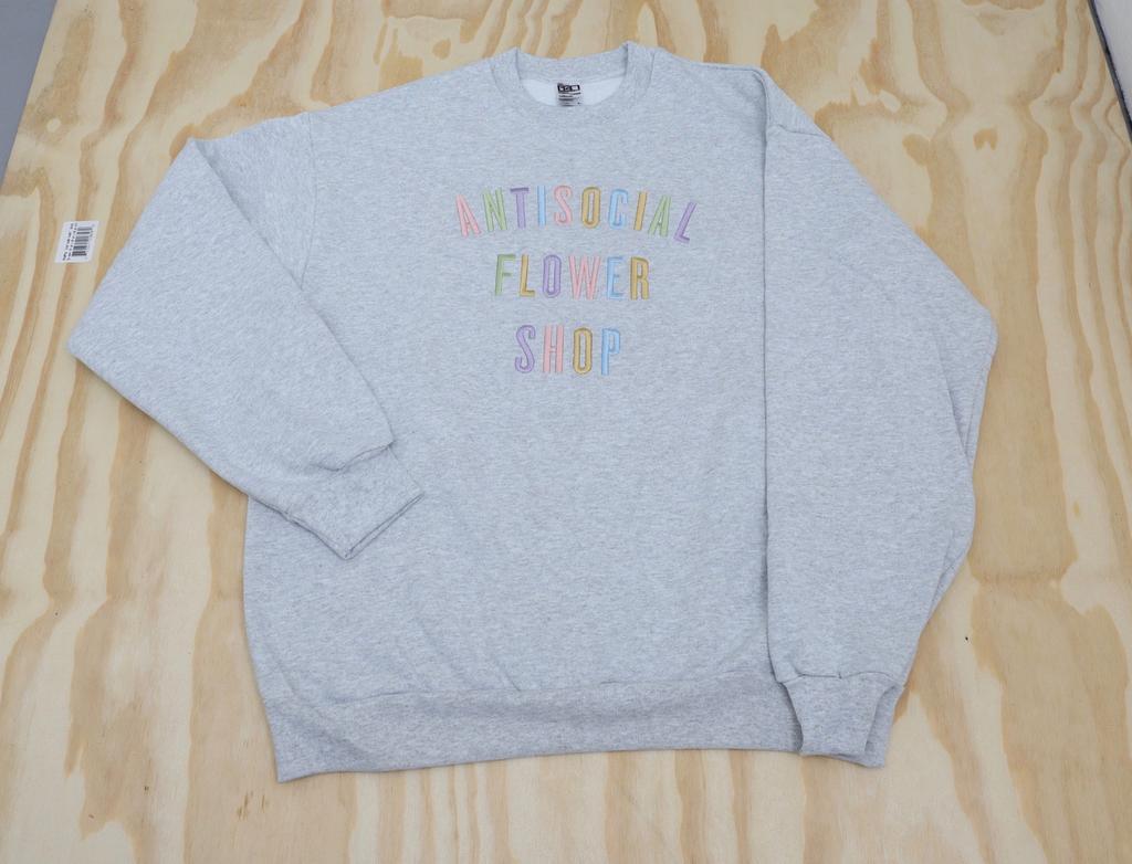 Antisocial Flower Shop Sweethearts Sweatshirt