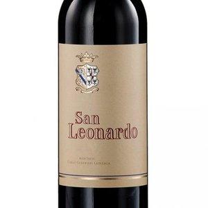 """Wines and sakes Vigneti Delle Dolomiti """"San Leonardo"""" 2008 Tenuta San Leonardo 750ml"""