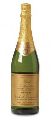 """Cidre Bouché de Cru French Sparkling Cider NV Duché de Longueville """"Antoinette"""" 750ml"""