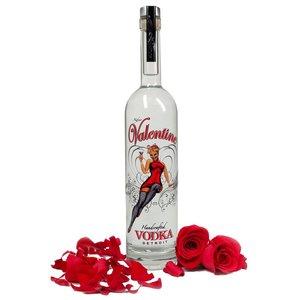 Liquors & Liqueurs Valentine Small Batch Vodka 750ml 80 Proof