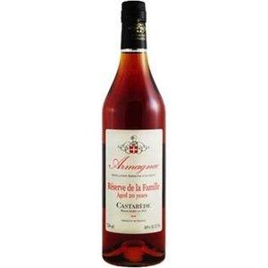 Liquors & Liqueurs Bas Armagnac VSOP Castarede 750ml (80proof)