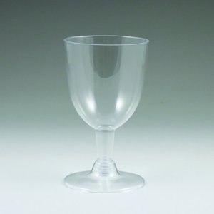 Accessories Plastic 5oz. Wine Glass 6pk