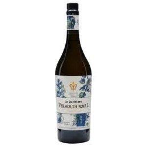 Liquors & Liqueurs La Quintinye Vermouth Royal Blanc 375ml (32 Proof)