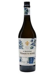 La Quintinye Vermouth Royal Blanc 375ml (32 Proof)