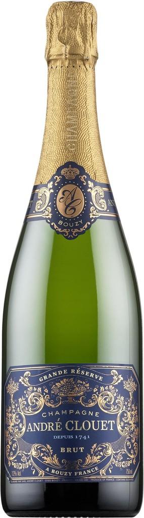 Champagne Brut Blanc de Noir 2008 Andre Clouet 750ml