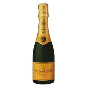 """Wines and sakes Champagne Brut NV Veuve Clicquot """"Yellow Label""""  750ml"""