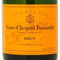 "Champagne Brut NV Veuve Clicquot ""Yellow Label""  750ml"