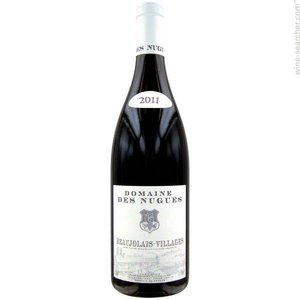 Wines and sakes Beaujolais-Villages 2014 Domaine Des Nugues 750ml