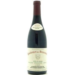 Wines and sakes Cotes du Rhone 2015 Coudoulet de Beaucastel 750ml