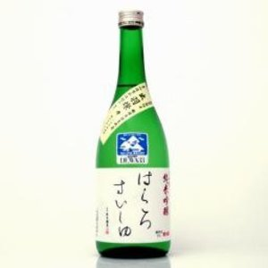 """Wines and sakes Sake Takenotsuyu Junmai Daiginjo """"Hakurosuishu"""" Dewasansa 39 720ml"""