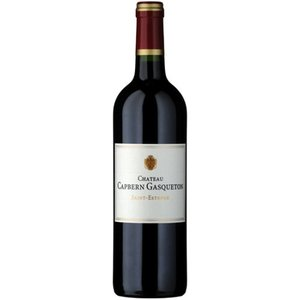 Wines and sakes Saint-Estephe Cru Bourgeois Bordeaux 2006 Chateaux Capbern Gasqueton 750ml