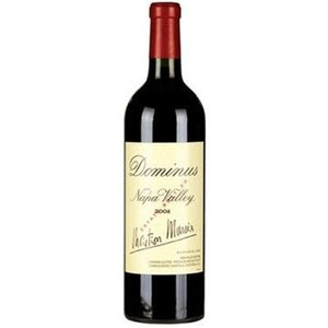 Wines and sakes Napa Valley Red 2008 Dominus Estate 750ml