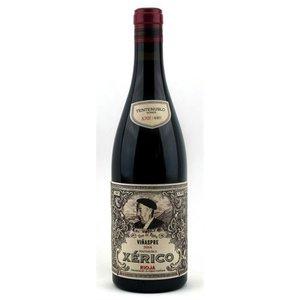 "Wines and sakes Rioja Vinaspre 2015 Tentenublo ""Xerico"" 750ml"