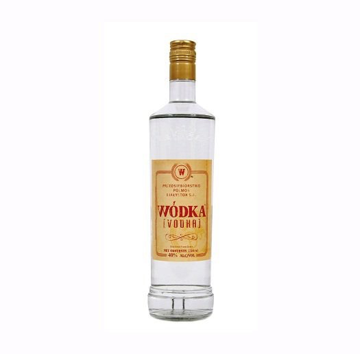 Poland Select Wodka (Vodka) 750ml (80 Proof)  1L