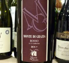 Campania Rosso IGT 2010 Monte di Grazia 750ml