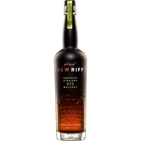 New Riff Kentucky Straight Rye Whiskey  750ml (100 proof)