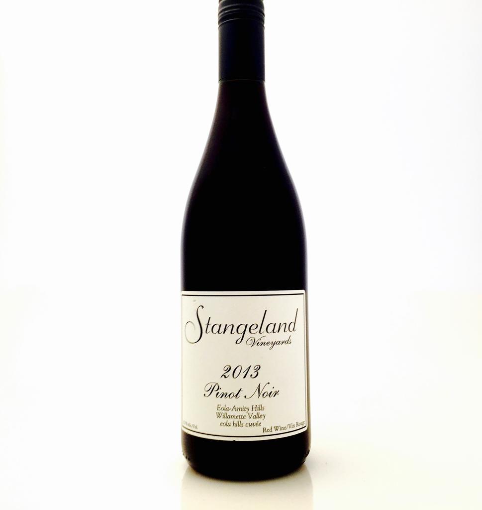 Oregon Eola-Amity Hills Pinot Noir 2017 Stangeland Vineyards and Winery 750ml