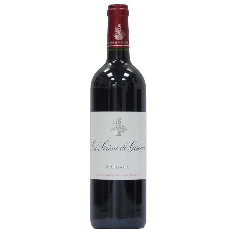 Margaux Grand Vin 2015 La Sirene de Giscours  750ml