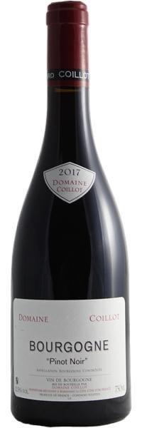 Bourgogne Rouge 2017 Domaine Coillot 750ml