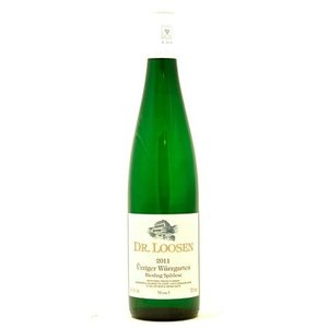 "Wines and sakes Mosel Riesling Spatlese 2015 Dr. Loosen ""Wurzgarten"""