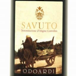1480 I'inizio Red 2015 Odoardi 750ml