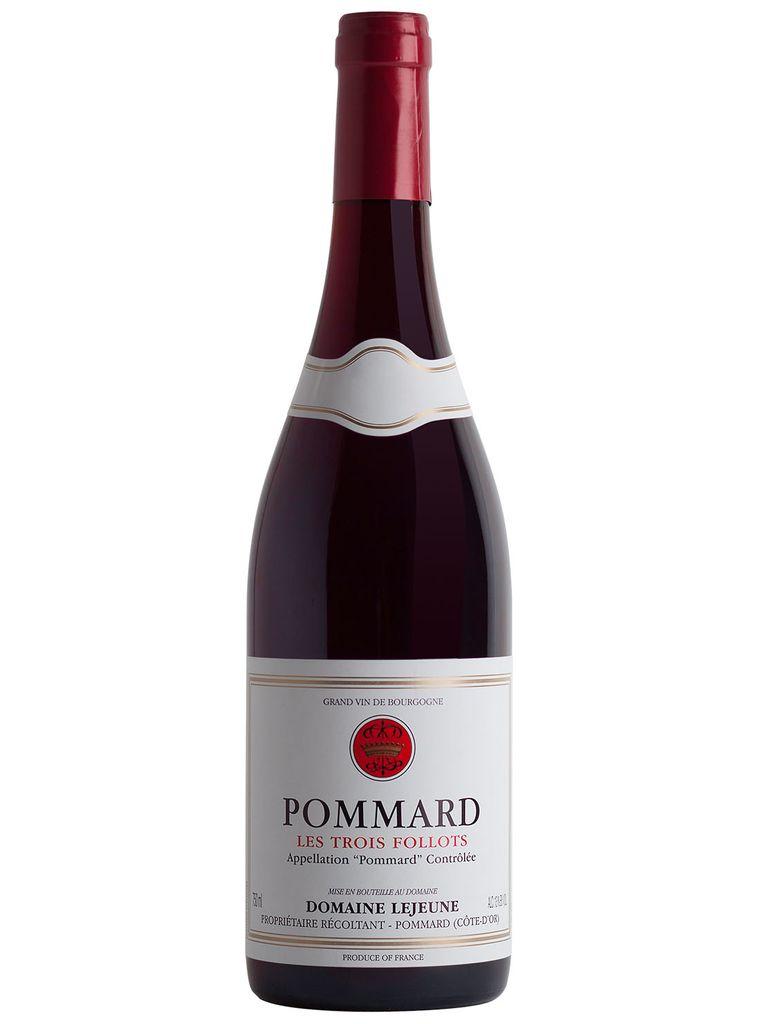 """Pommard 2013 Domaine LeJeune """"Les Trois Follots"""""""