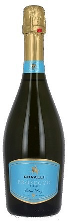Prosecco Extra Dry D.O.C NV Covalli 750ml