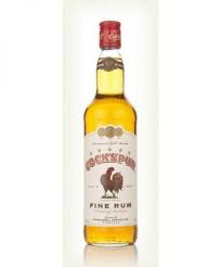 Cockspur Barbados 5-Star Aged Rum   750ml (80 proof)
