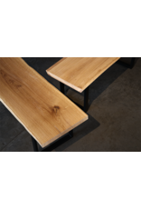 TerraMai PDX Oak Freeform Benches