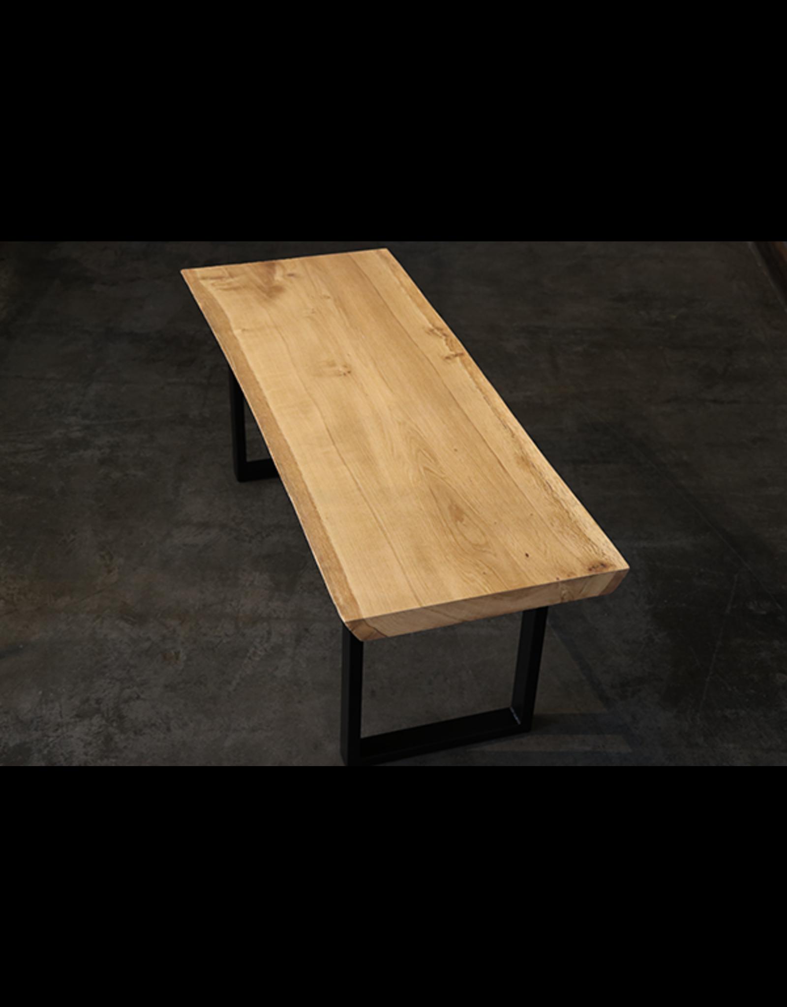 TerraMai PDX Oak Freeform Benches