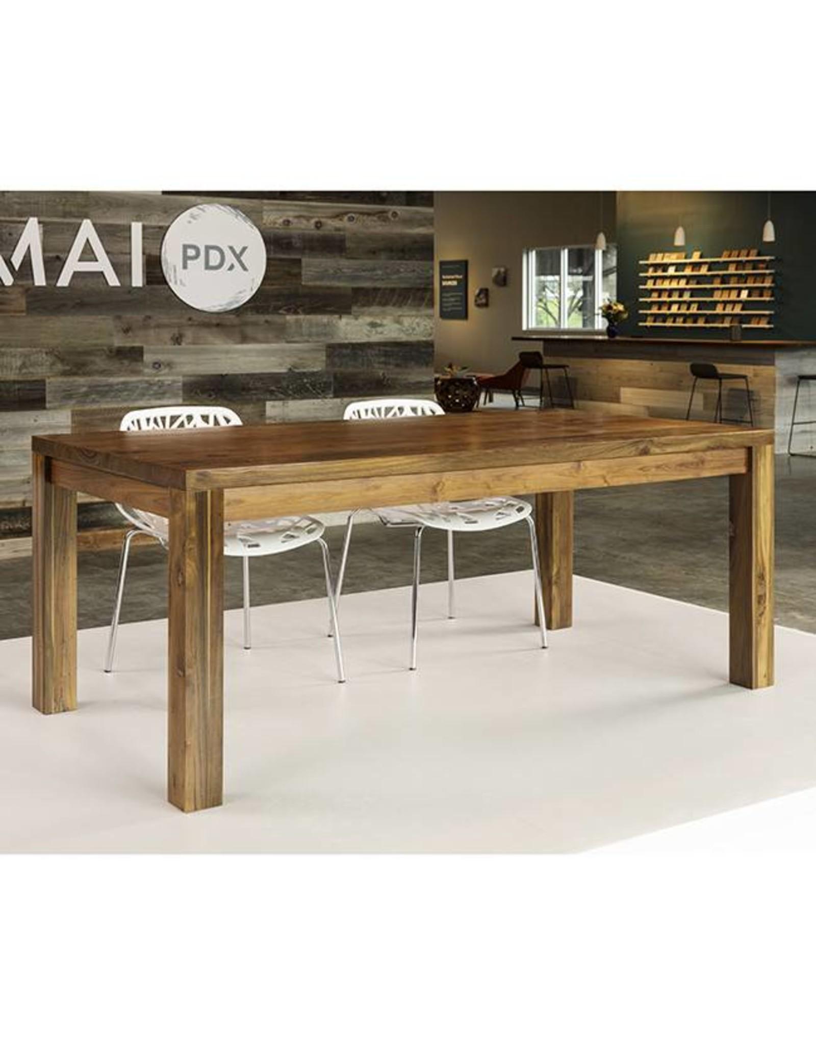 TerraMai PDX Teak Tables