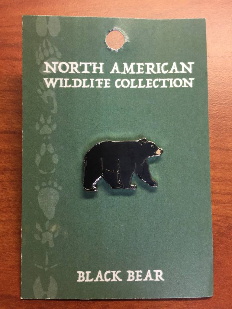 Pin Black Bear