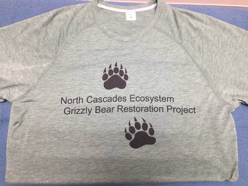 T shirt Grizzly