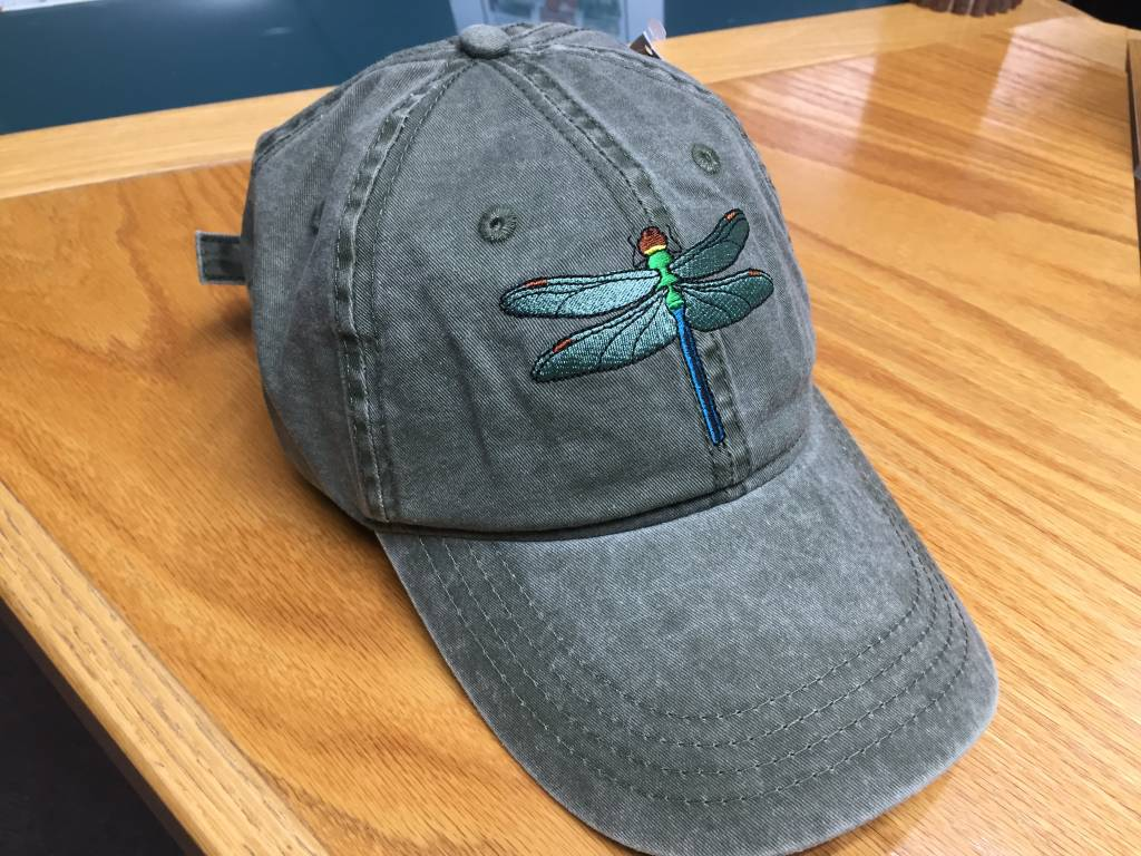 Embroidered animal hat